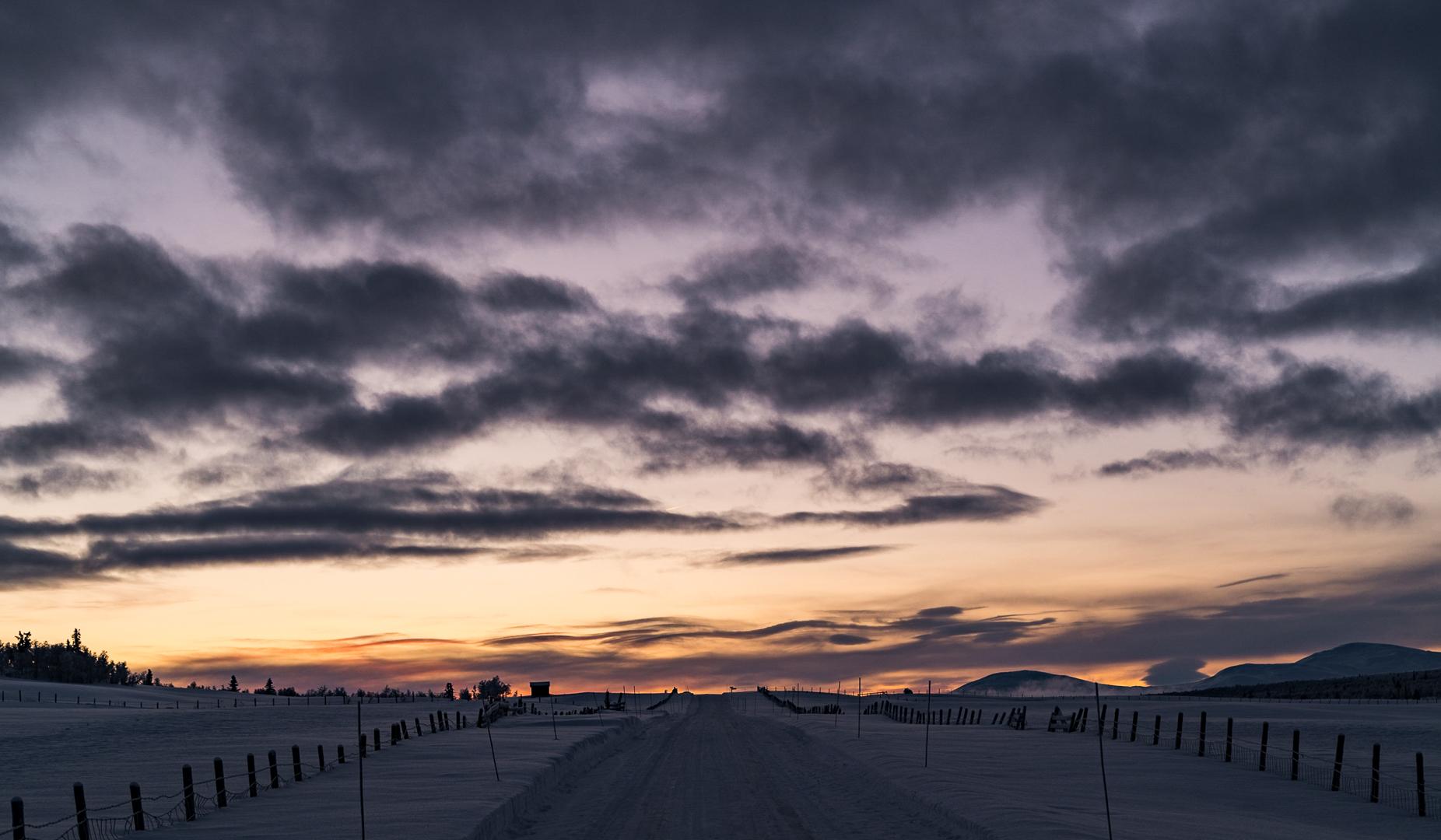 Landskapsfotografi Lauvåsen