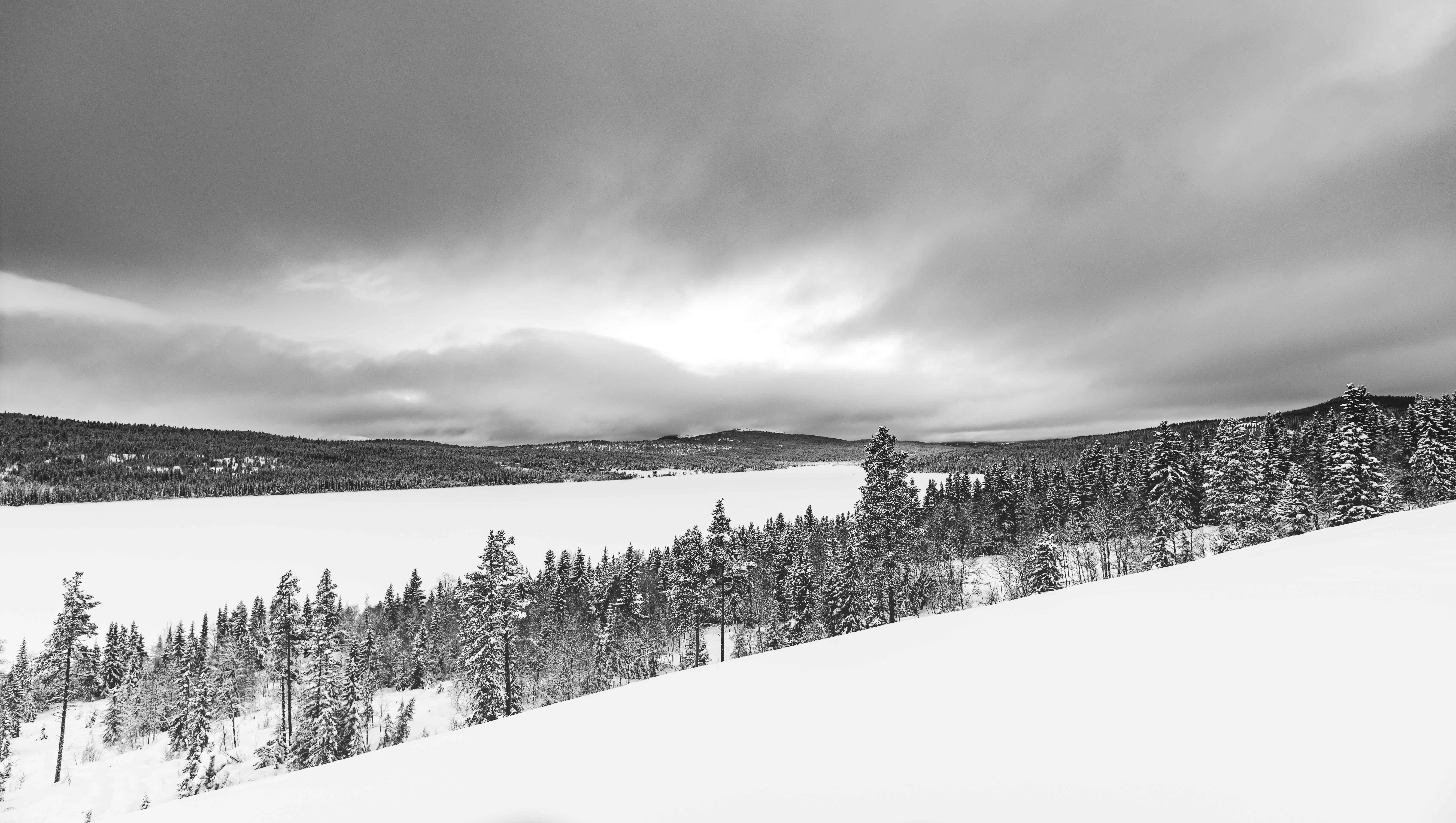 Natur og landskap Gålå