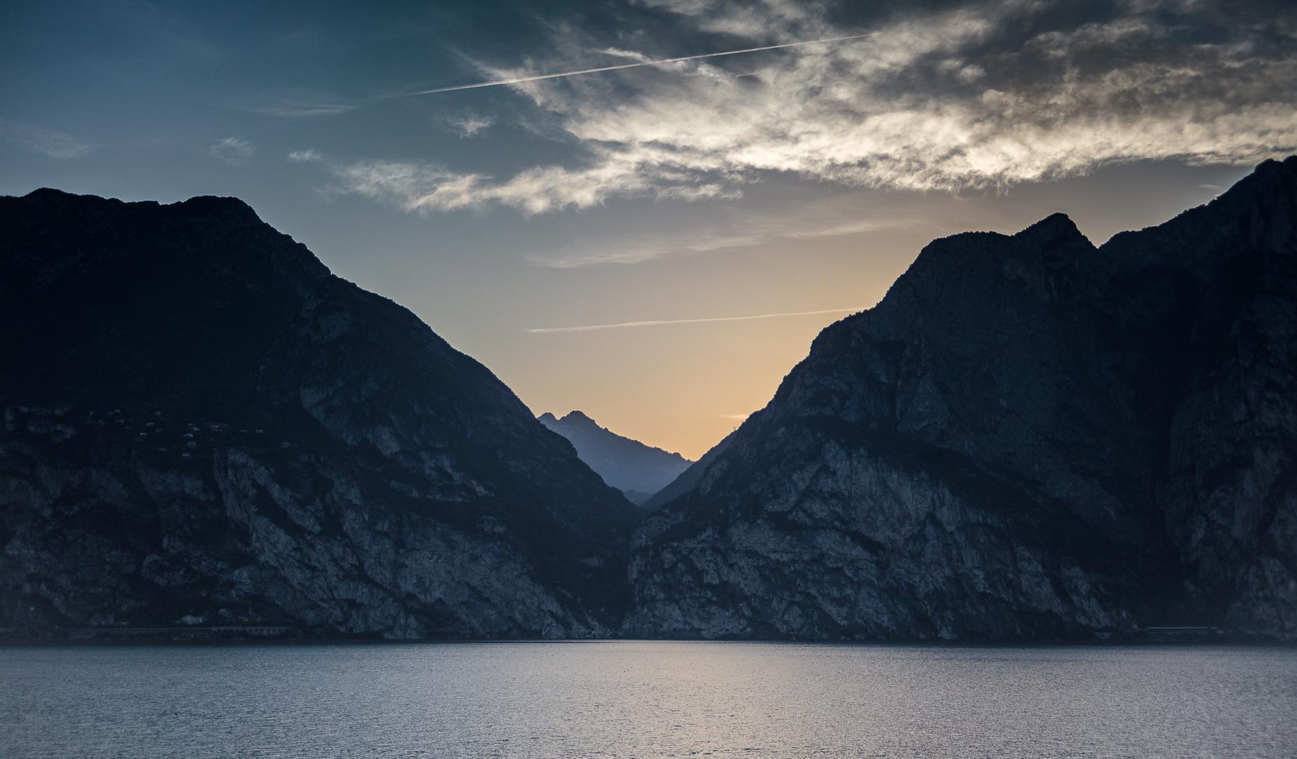 Gardasjøen Italia