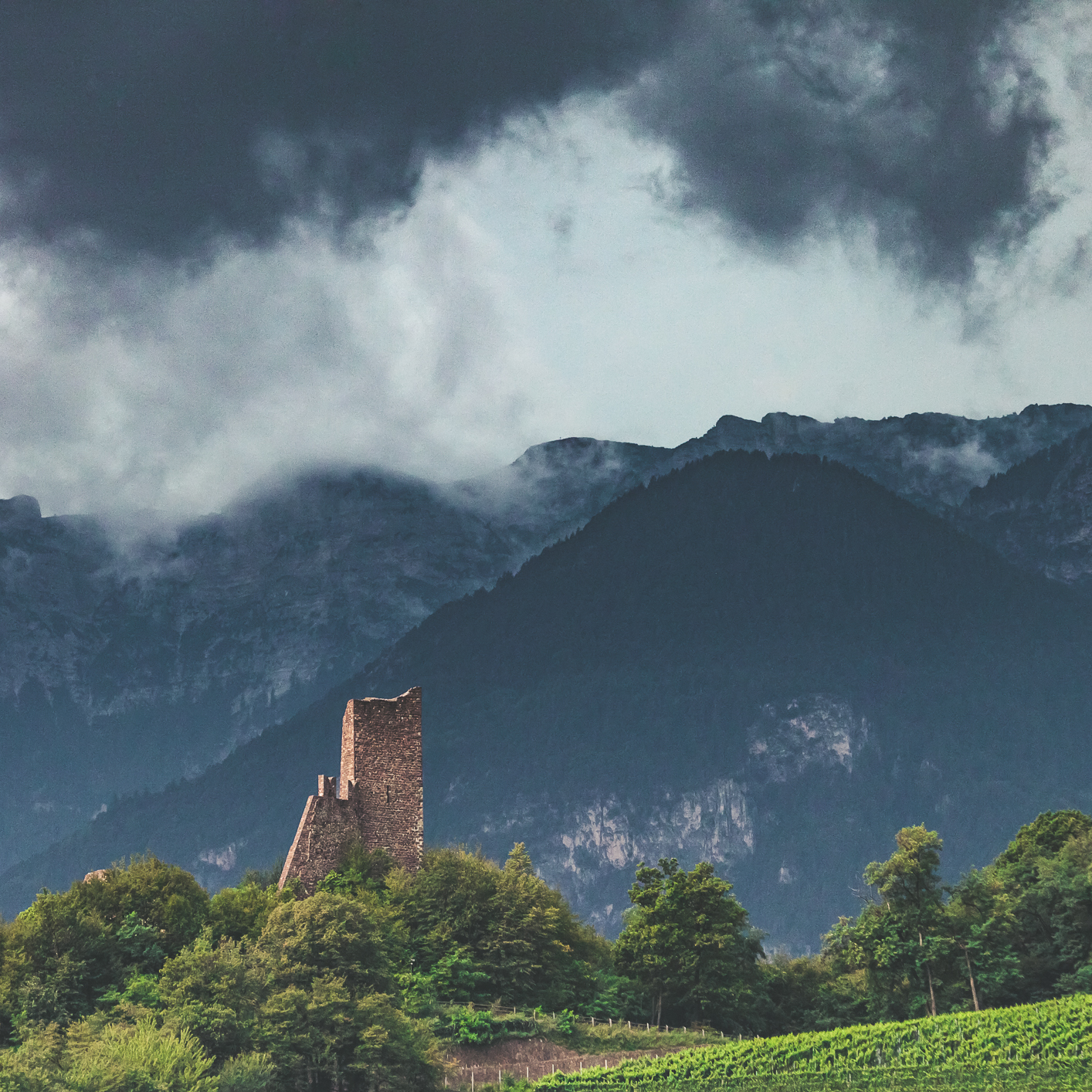 Naturbilde Italia