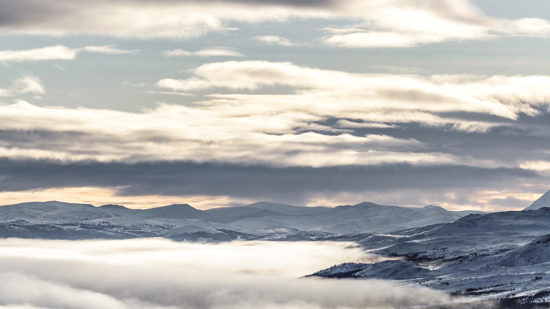 Landskapsfotografi Dovrefjell
