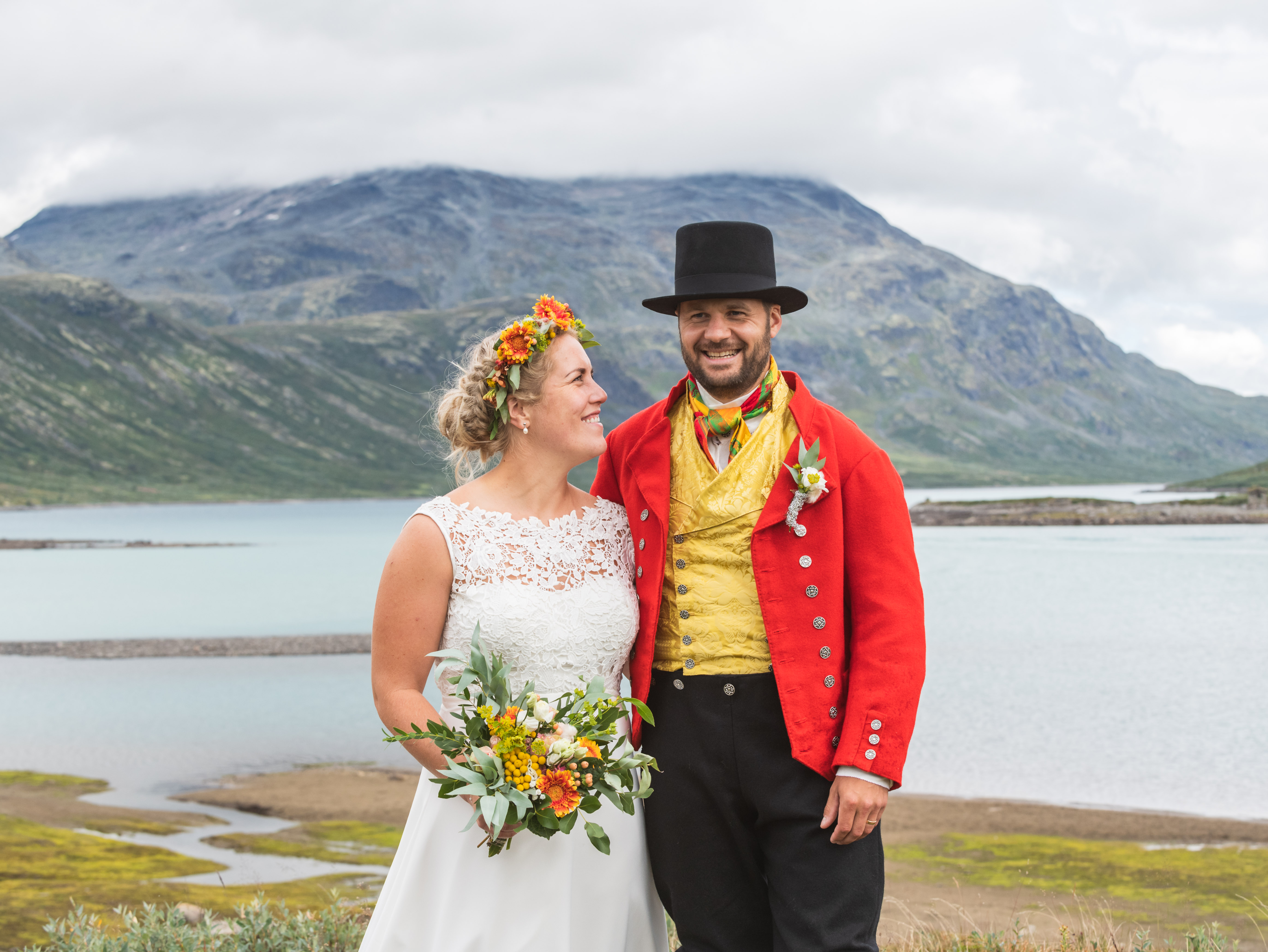 Bryllup Eidsbugarden