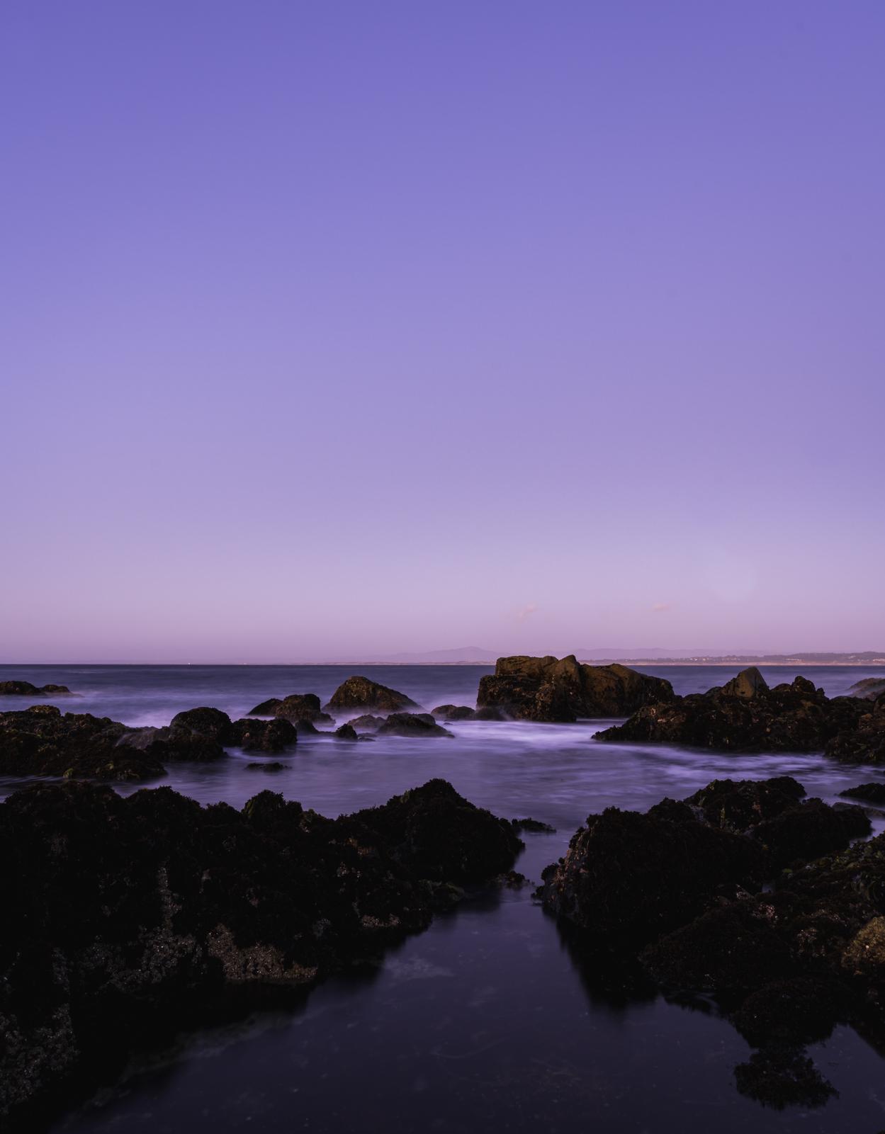 Solnedgang Monterey California