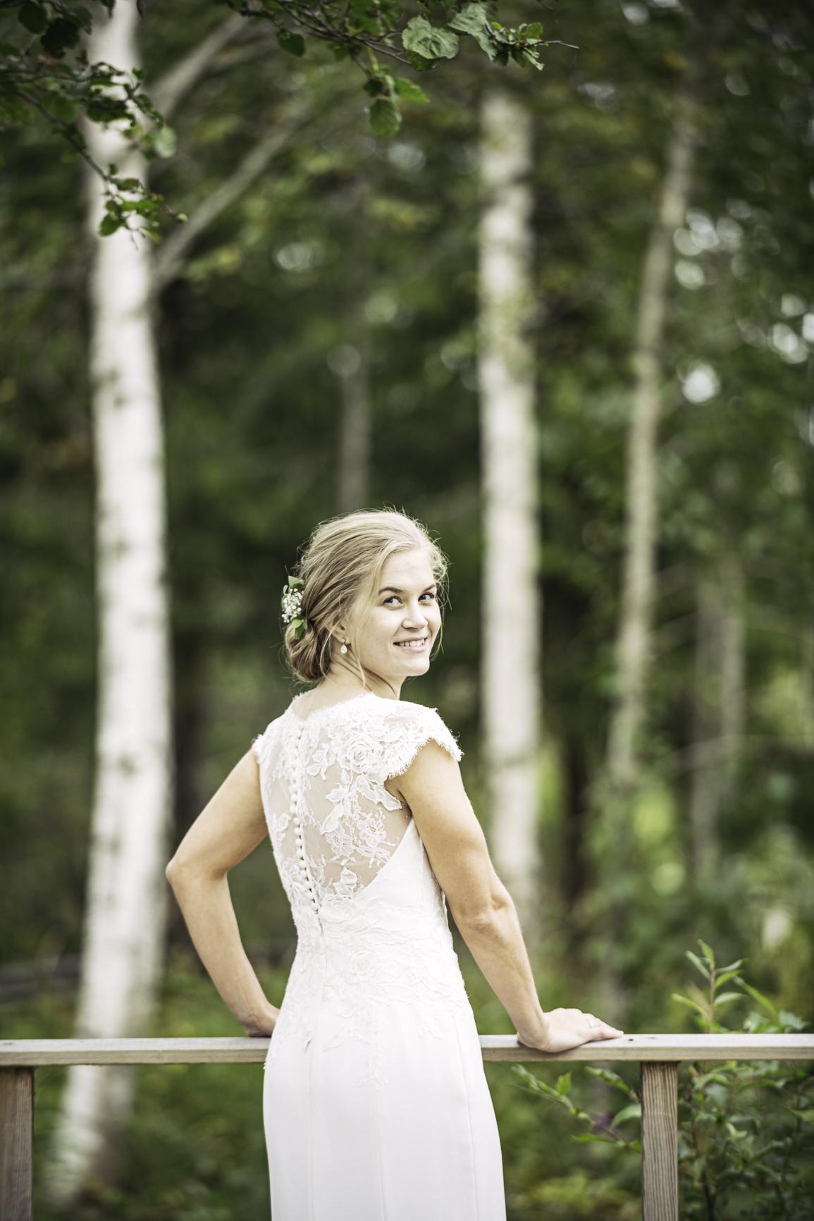 Bryllup – Brud